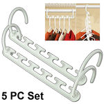 Space Saving Hangers -5pc Setspace saving hangers