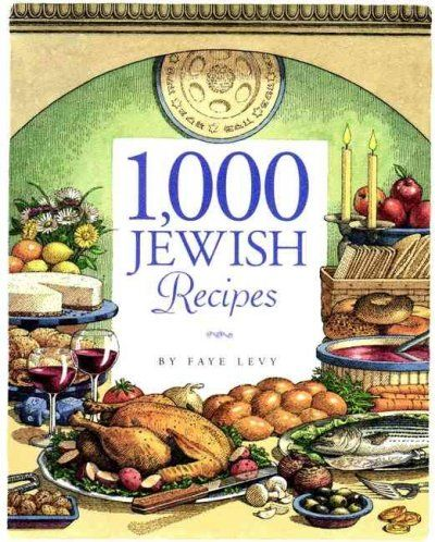 1,000 Jewish Recipesjewish