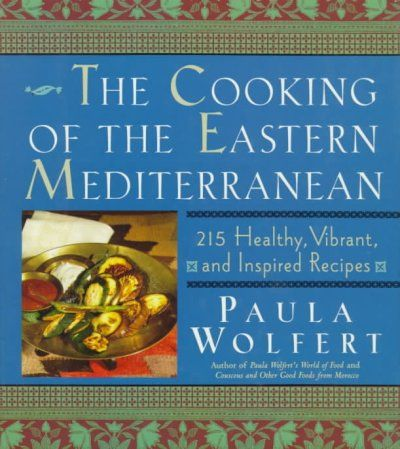 The Cooking of the Eastern Mediterraneancooking