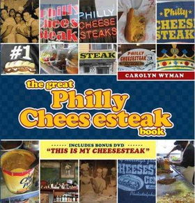 The Great Philly Cheesesteak Bookphilly