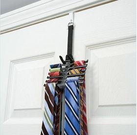 Deluxe Over The Door Tie Rackover