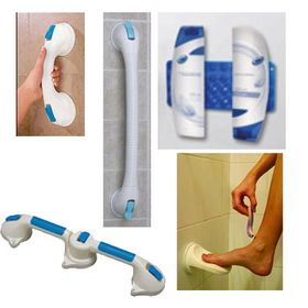Suction Grab Bar - Ultimate Bathroom Setsuction