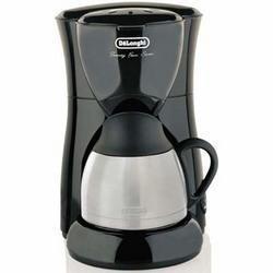 Delonghi Dc51ttb Twenty Four Seven 4 Cup Drip Coffee Maker Black