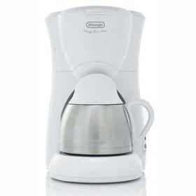 Delonghi Dc51ttw Twenty Four Seven 4 Cup Drip Coffee Maker White