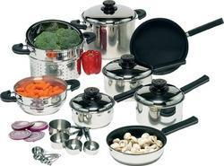 HEALTH SMART 21PC COOKWAREhealth