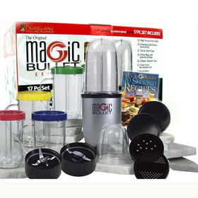 Magic Bullet Express 17-Piece High-Speed Blender Mixing Systmagic