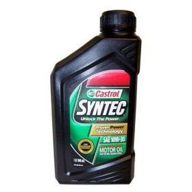 Castrol Syntec Sae 10w 30 Full Synthetic Motor Oil Case