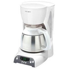 8c thermal coffee maker white Gevalia Dual Coffee Maker