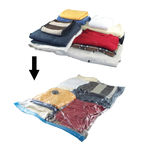3pc Jumbo Space Saving Vacuum Bag Set