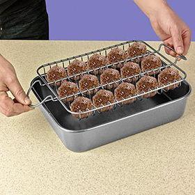 Perfect Bake Amp Serve Meatball Pan Set 9 95