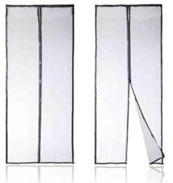 Magnetic mesh screen door just for Magnetic mesh screen for french doors