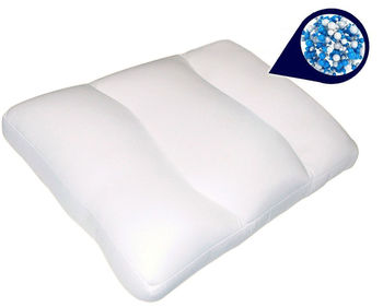 2 Air Infused Micro Bead Cloud Pillow