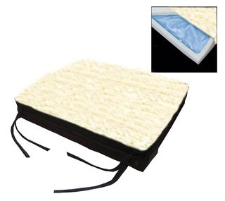 Gel Memory Foam Cushion - Deluxe Model