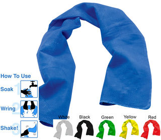 Large Instant Cooling Sports Towel
