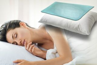 1 - Cooling Chill Pillow Pad