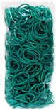 Loom 600Ct Rubber Band Refill - Teal + 25 S-Clips