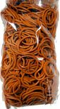 Loom 600Ct Rubber Band Refill - Carmel + 25 S-Clips