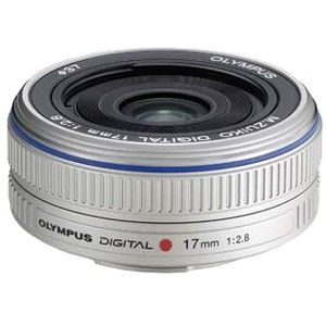 LENS, 17MM F2.8 FOR MICRO FOUR THIRD