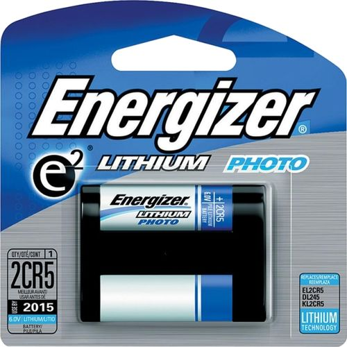 1 Pk, 6V Lithium Photo Battery