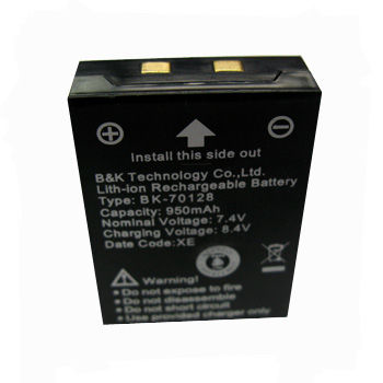 LITH-ION RECHARGEABLE BATTERY