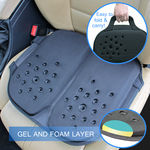 Ergonomic Gel Foam Seat Cushion