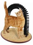 1 - Perfect Cat Self Scratching And Grooming Arch