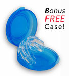 1 Snore Relief Mouthpiece - Anti Snoring Aid Mouthguard - Oral Stop Snoring Device