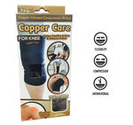 Copper Care Compression Brace - Knee