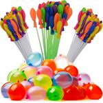 Super Water Balloons 3pc set - Auto Water Balloon Filler (100+ Balloons)