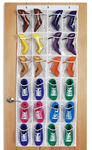 Over the Door Shoe Organizer - 24 Pocket