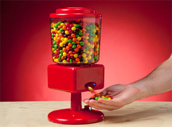 The Candy Machine - Automatic Candy Dispenser