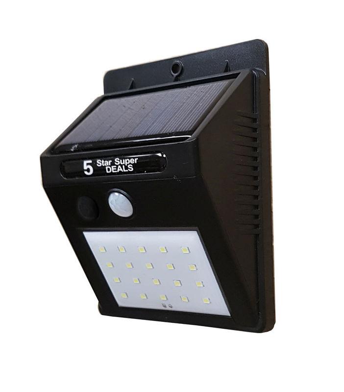 20 LED Outdoor Solar Powered Wireless Waterproof