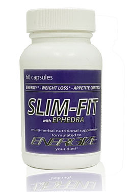 Slim-Fit Weight Loss From Diet Safe Plan - 1 Bottle (60 capsules)