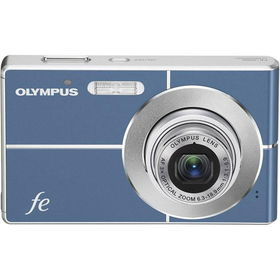 "Blue 10MP Digital Camera with 3x Optical Zoom and 2.7"" LCDblue"
