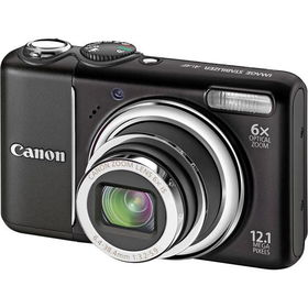 "12MP Compact Digital Camera with 6x Optical Zoom and 3.0"" LCDcompact"