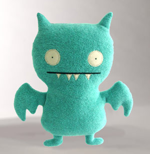 2 Feet Ice Bat Ugly Doll Just 44 95
