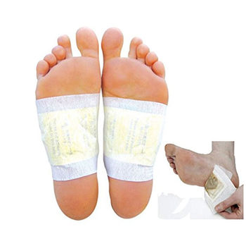 Foot Detox Relief Pads - Natural and Organic Cleanse Patch, Remove Toxins from Body & Feet - 28pc Deluxe Setfoot
